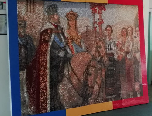 Mosaico Ateneo di Bucarest